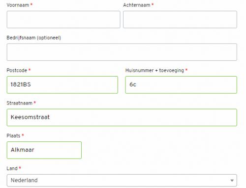WooCommerce Postcode Check plugin