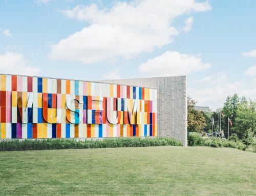 Museumwinkel offline en online gekoppeld een ERP systeem